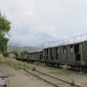 Trenes en Machacamarca