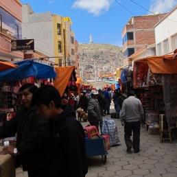 Mercado de Oruro