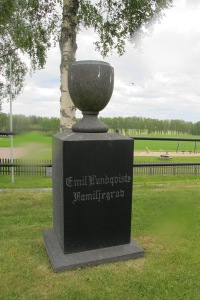 Emil Lundqvists grav