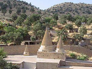 Templet i Lalish