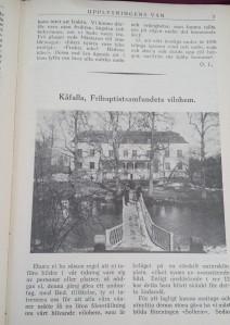 tidningssida 1930