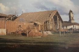 Före restauration av Concepción