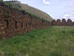 Ruiner från Inkallajta