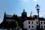 Rådhuset och Vårfrukyrkan