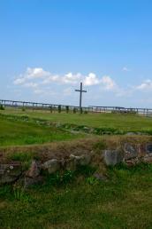 Här låg Sankta Ingrids kloster