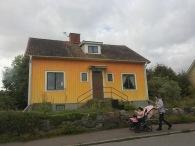 Konstnärsbostad som Mjölby kommun ville måla om